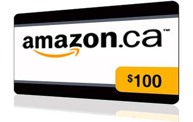 $100 Amazon.ca Giveaway with FlipSize Canada