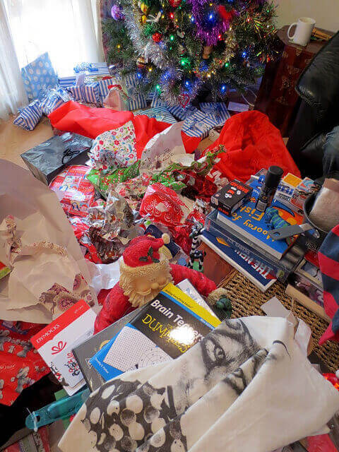Have Yourself A Messy Little Christmas...
