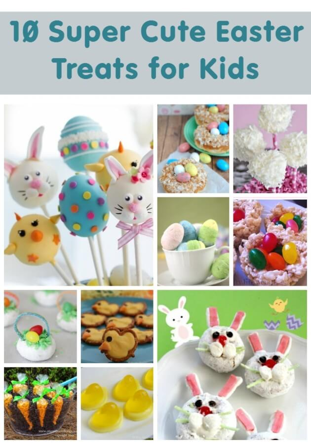 TOTS Family, Parenting, Kids, Food, Crafts, DIY and Travel 10-Super-Cute-Easter-Treats-for-Kids 10 Super Cute Easter Treats for Kids Food Holiday Treats Kids TOTS Family  treat kids food easter