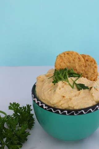 TOTS Family, Parenting, Kids, Food, Crafts, DIY and Travel Hummus_Final7-2 Classic Hummus Dip Recipe Food Miscellaneous Recipes TOTS Family  recipe quick hummus easy chick peas