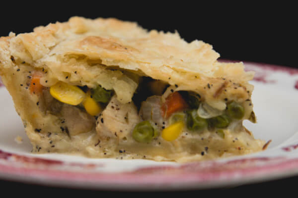 Easy as Chicken Pot Pie