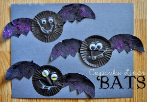 Black Bats - Introducing the Color Black into Daily Activities