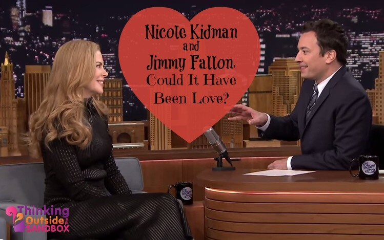 Nicole Kidman and Jimmy Fallon, Could it have been love?