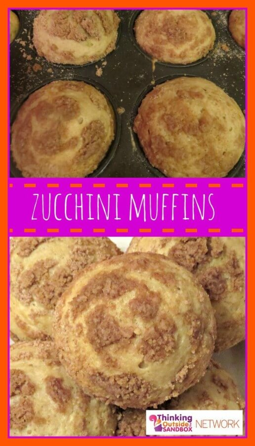 TOTS Family, Parenting, Kids, Food, Crafts, DIY and Travel zucchini-muffins21 Zucchini Muffins:  Freeze for Later or Eat Now! Breads/Soups/Salads Breakfast Food TOTS Family  zucchini recipe muffins freeze food bread