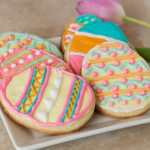 My kids love our tradition of makingEasy Easter Egg Cookies.