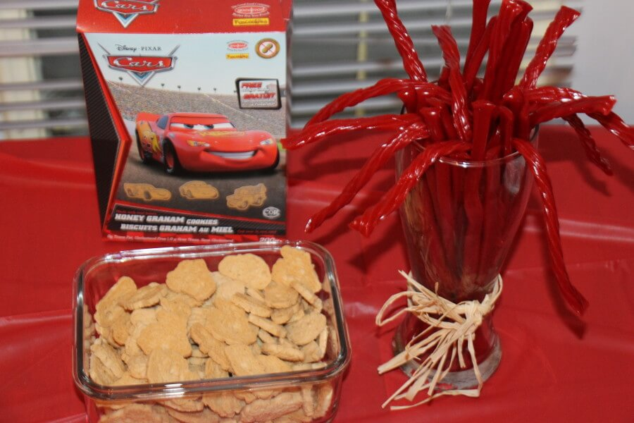 TOTS Family, Parenting, Kids, Food, Crafts, DIY and Travel IMG_3527 Disney CARS Party Food #DisneySide - With Printables Food Kids Miscellaneous Recipes  party mater lightening mcqueen kids birthday jello food disneyside
