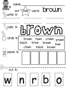 TOTS Family, Parenting, Kids, Food, Crafts, DIY and Travel fa988595e1acc702f0f66ccf1ff6132f-225x300 Color My World Series #9 ~ Brown. Introducing the Color Brown into Daily Activities Kids Learning