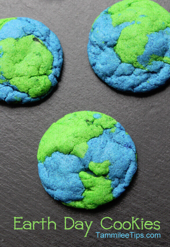 TOTS Family, Parenting, Kids, Food, Crafts, DIY and Travel Earth-Day-Cookie-Recipe 12 Earth Day Kids Activities Food Kids TOTS Family  kids activities holiday games earth day crafts