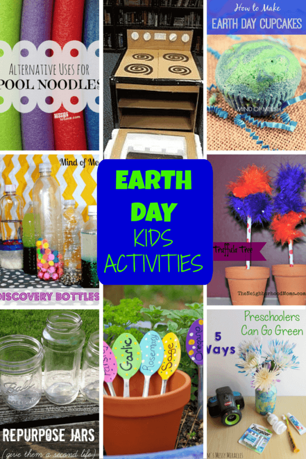 TOTS Family, Parenting, Kids, Food, Crafts, DIY and Travel Earth-Day-Kids-Activities 12 Earth Day Kids Activities Food Kids TOTS Family  kids activities holiday games earth day crafts