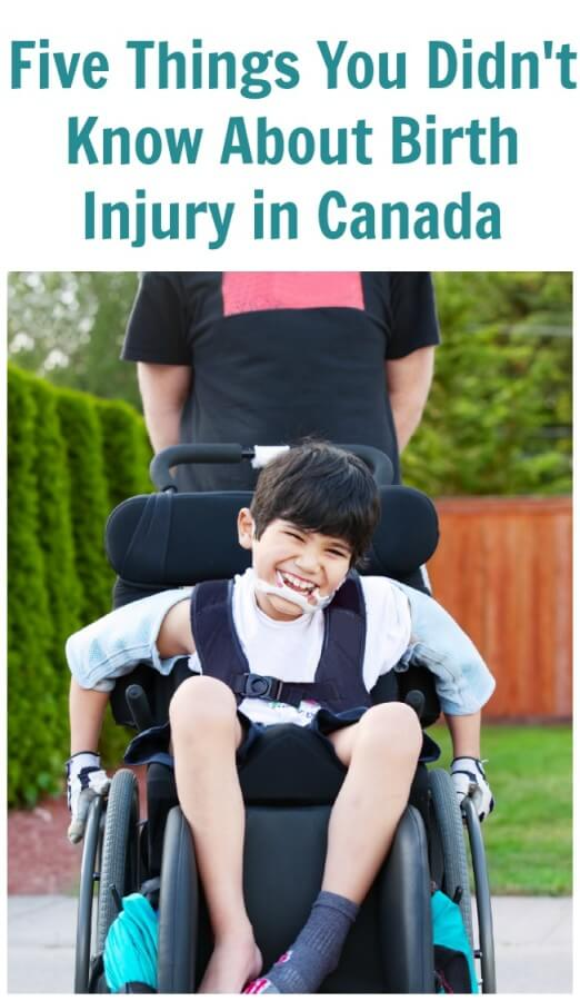 Five Things You Didn't Know About Birth Injury in Canada