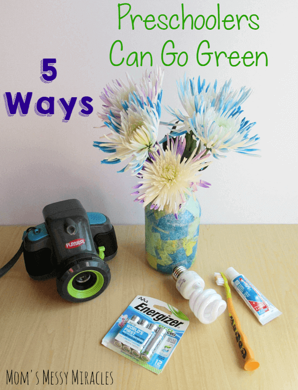 Preschoolers-Can-Go-Green