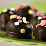 Take those delicious Girl Guide Thin Mint cookies and transform them into an elegant dessert.