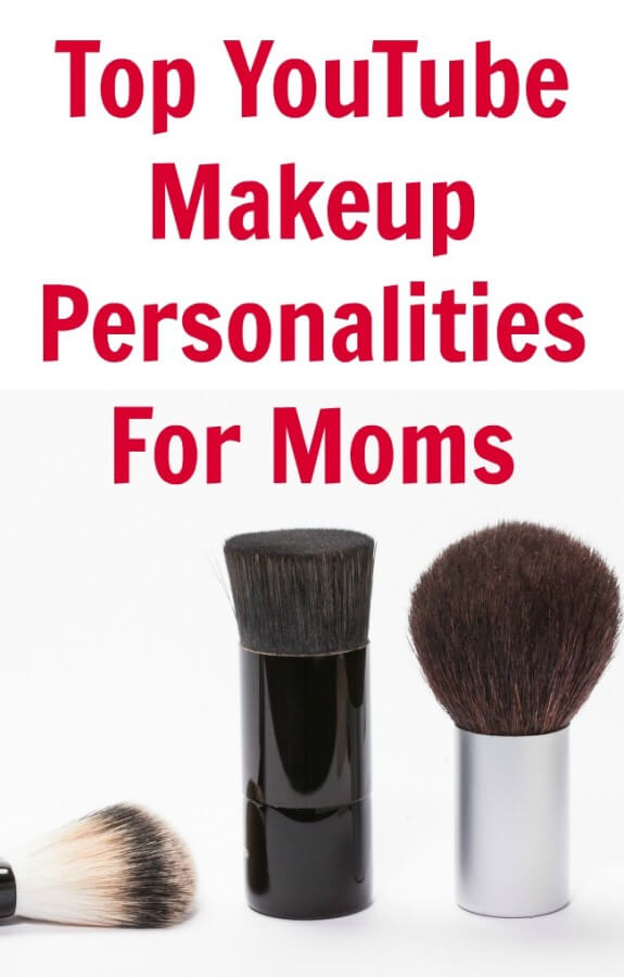 Top YouTube Makeup Personalities For Moms