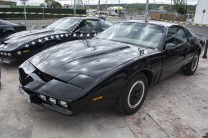 Knight Rider Kitt Car replica