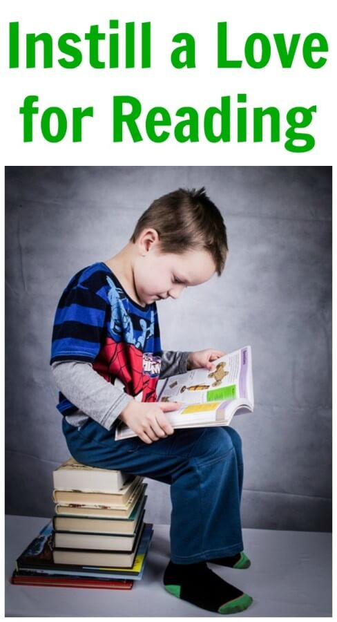 TOTS Family, Parenting, Kids, Food, Crafts, DIY and Travel Instill-a-Love-for-Reading Instill a Love for Reading Kids Parenting TOTS Family  reading library children books