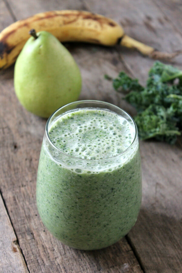TOTS Family, Parenting, Kids, Food, Crafts, DIY and Travel Smoothie3 Kale Pear Green Smoothie Recipe Breakfast Drinks Food Miscellaneous Recipes TOTS Family  smoothie recipe pear Kale healthy