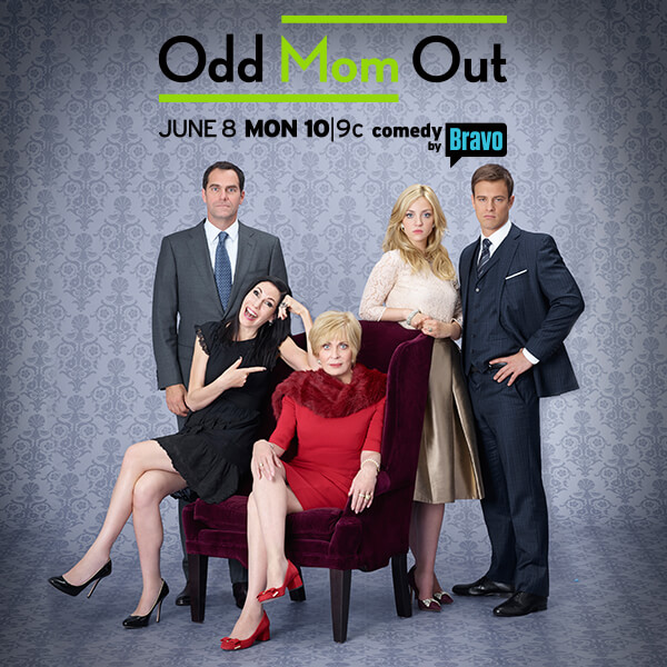Just For Mom – Odd Mom Out – Must See TV