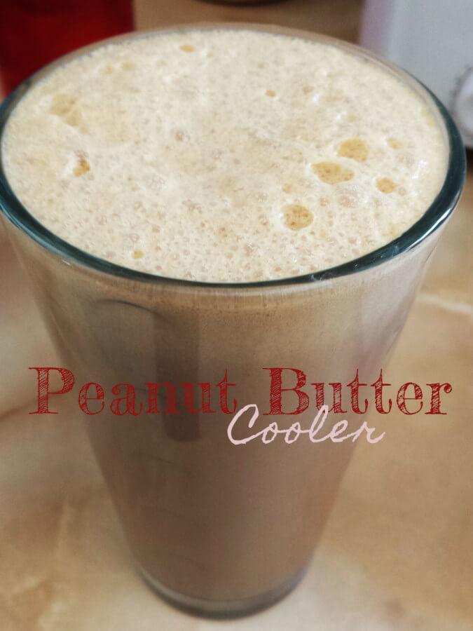 Peanut Butter Cooler Recipe