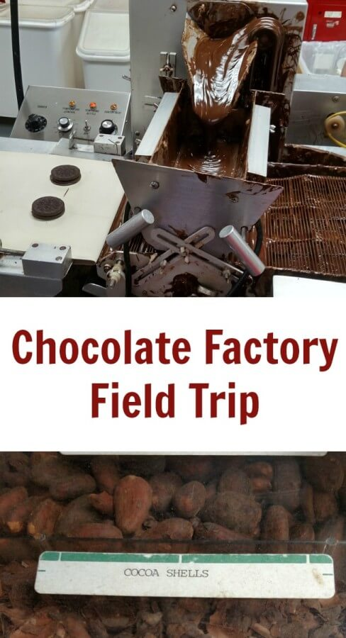 Chocolate Factory Field Trip