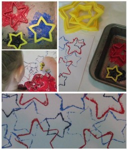 TOTS Family, Parenting, Kids, Food, Crafts, DIY and Travel paint2-257x300 Craft Ideas for a Fun-Filled Fourth of July Kids TOTS Family  round up july 4 craft