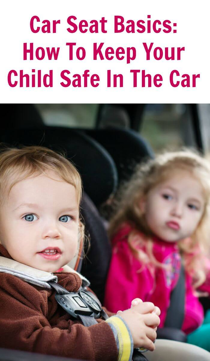 TOTS Family, Parenting, Kids, Food, Crafts, DIY and Travel Car-Seat-Basics-How-To-Keep-Your-Child-Safe-In-The-Car Car Seat Basics: How To Keep Your Child Safe In The Car Parenting TOTS Family Travel  toddler carseat baby