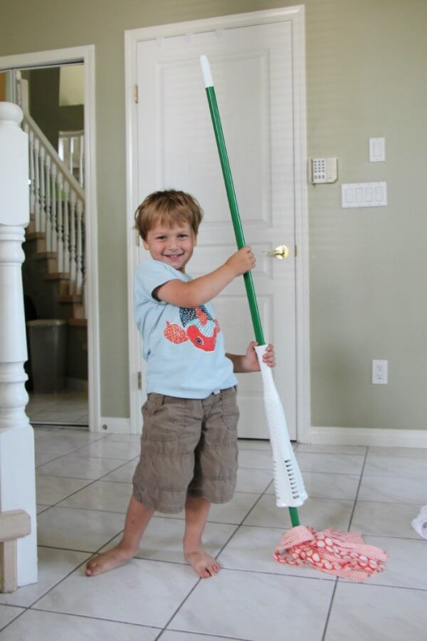 TOTS Family, Parenting, Kids, Food, Crafts, DIY and Travel How-to-Keep-Your-Floors-Cleaner-Longer-Solo How to Keep Your Floors Cleaner, Longer Home TOTS Family  mop libman floors dirty cleaning broom