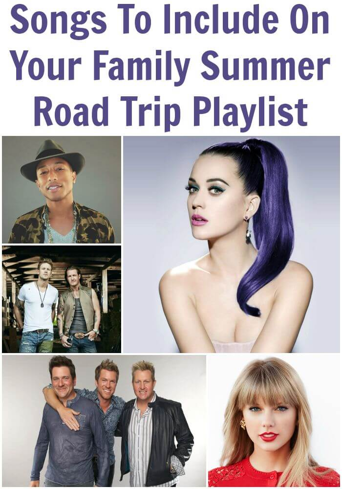 Songs To Include On Your Family Summer Road Trip Playlist