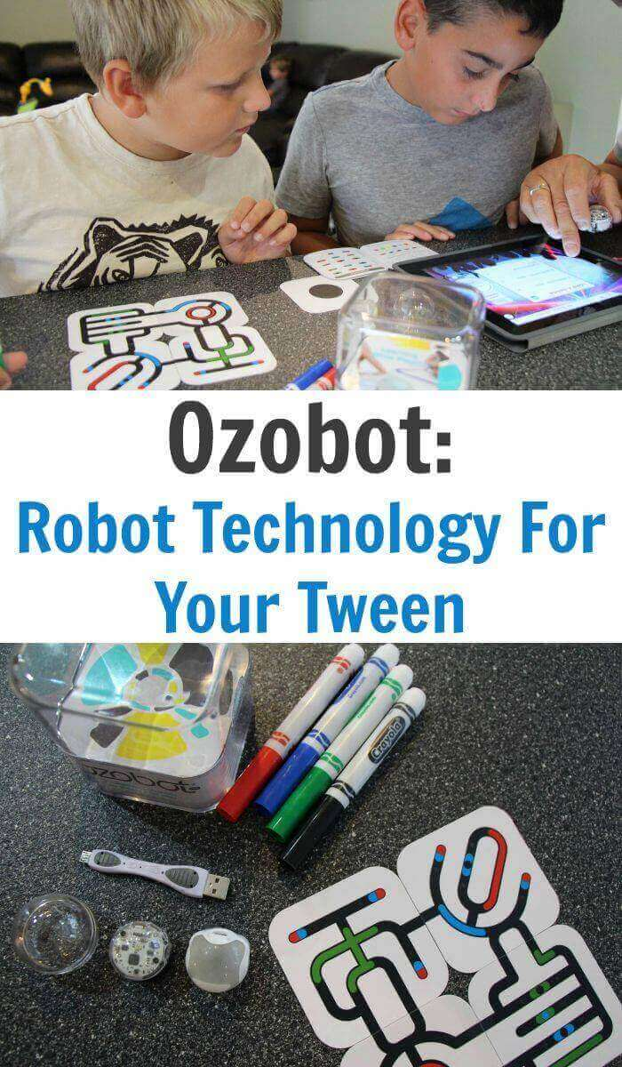 Have you ever given thought to the idea behind Ozobot robot technology? My husband and son were able to try the and it's one of the coolest pieces of technology out there for kids and adults alike.