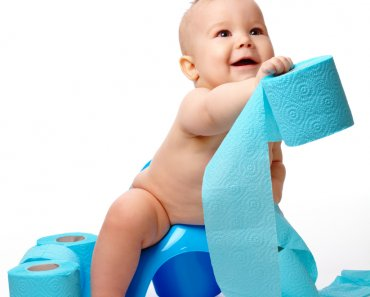 I am currently in the thick of potty training my fifth child, but my first girl which is why I believe you shouldPotty Train Your Two-Year-Old.