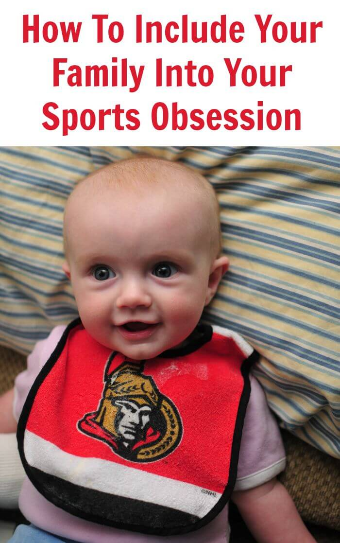TOTS Family, Parenting, Kids, Food, Crafts, DIY and Travel How-To-Include-Your-Family-Into-Your-Sports-Obsession How To Include Your Family Into Your Sports Obsession Parenting TOTS Family  sports dad