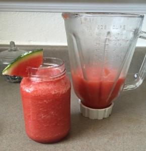 Watermelon Lime Slush Recipe