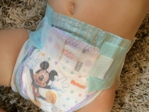 Huggies Little Movers Plus Diaper Review