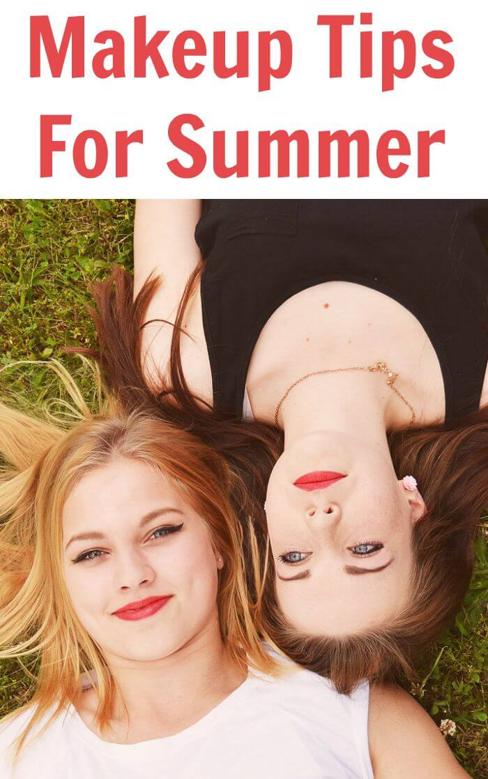 TOTS Family, Parenting, Kids, Food, Crafts, DIY and Travel Makeup-Tips-For-Summer Makeup Tips For Summer Style TOTS Family  makeup