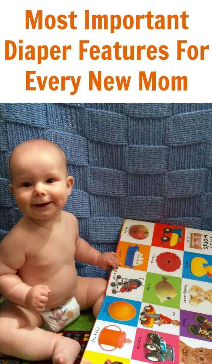 Most Important Diaper Features For Every New Mom