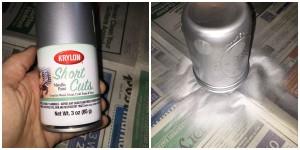 TOTS Family, Parenting, Kids, Food, Crafts, DIY and Travel Paint-300x150 DIY Hanging Polka-Dot Mason Jar Lantern Home Style TOTS Family  mason jar diy