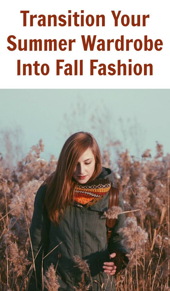 As we say goodbye to beaches, water parks, and bikinis, we can say hello to hay rides, harvest scents, and pumpkin spice lattes. Time to transition your Summer wardrobe into Fall Fashion!