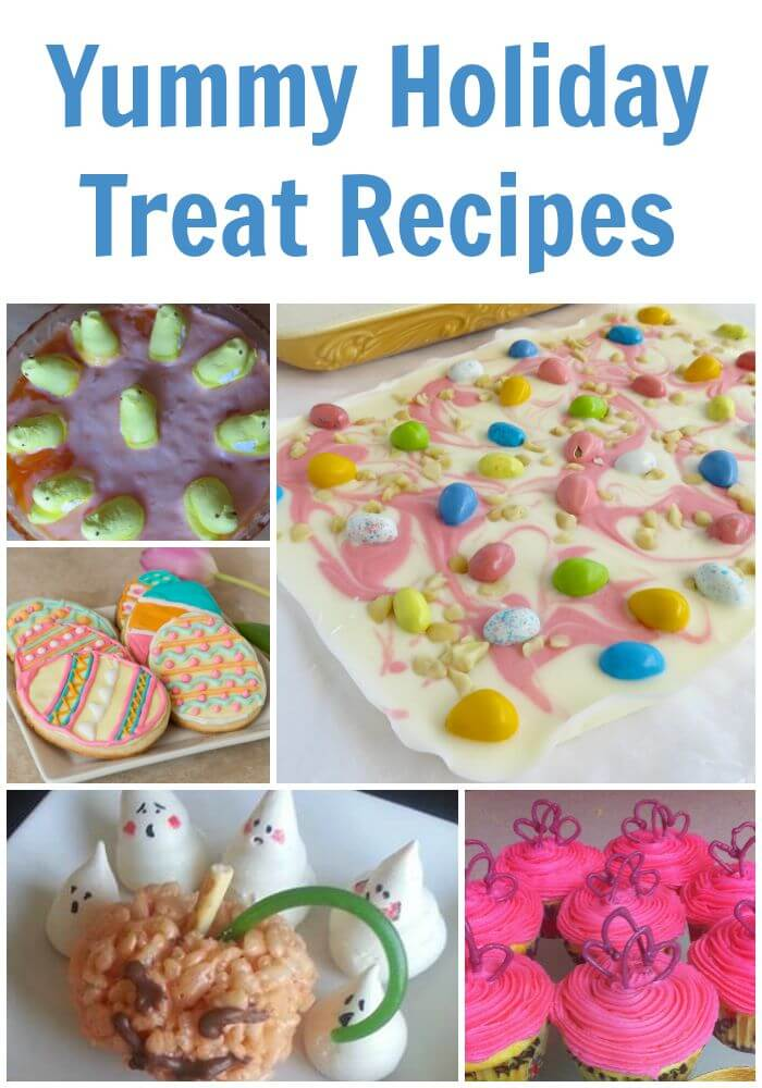 Yummy Holiday Treat Recipes