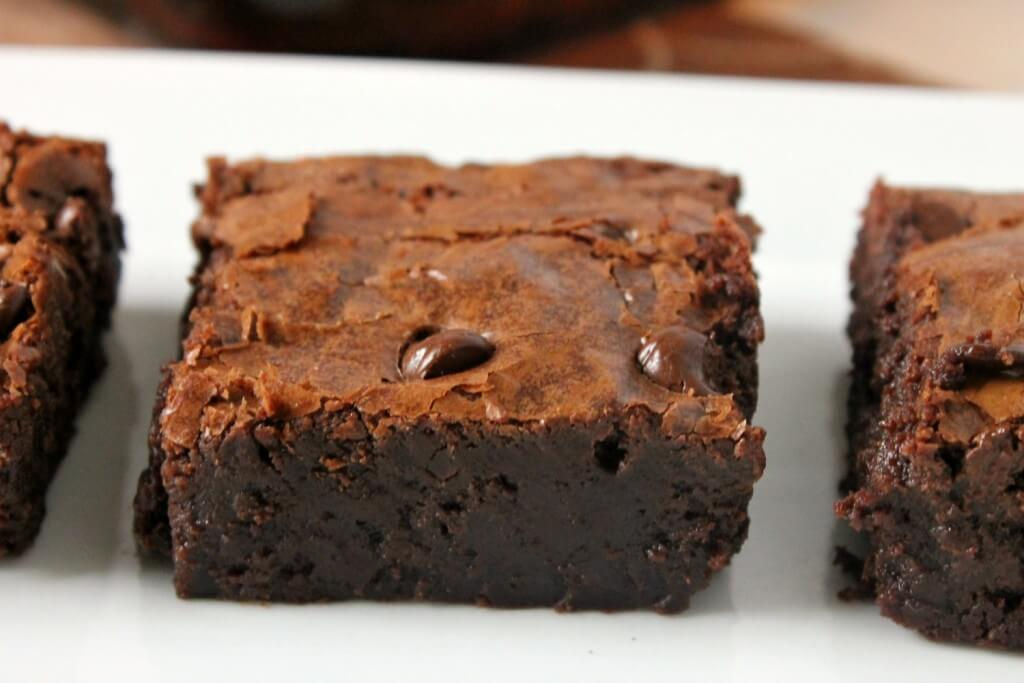 Fudgy Homemade Brownies | Thinking Outside the Sandbox FAmi