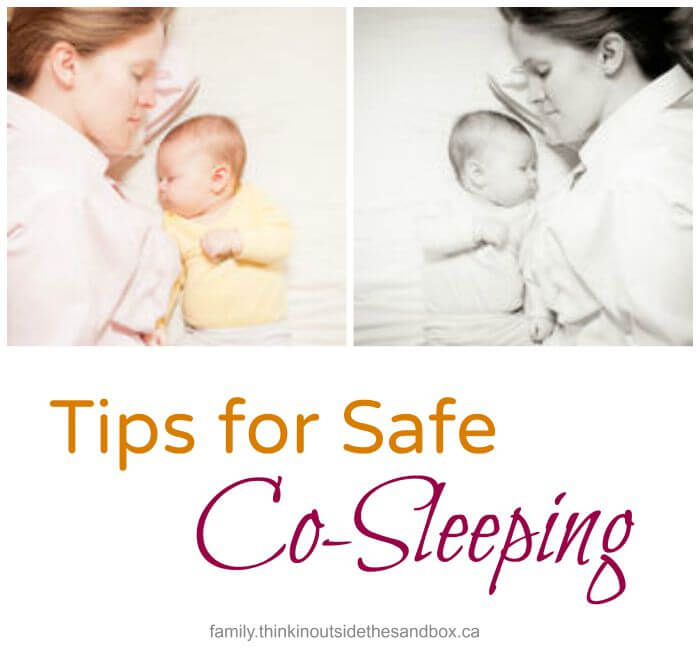All across the world, most mothers will sleep with their infants at some point in time. Co-sleeping simply means to sleep close to your baby. It can take many forms, including bed-sharing, bassinets, co-sleepers or sidecars, or even a mattress right next to yours. Most questions about co-sleeping pertain to sharing a bed with baby. Can you engage in co-sleeping safely?