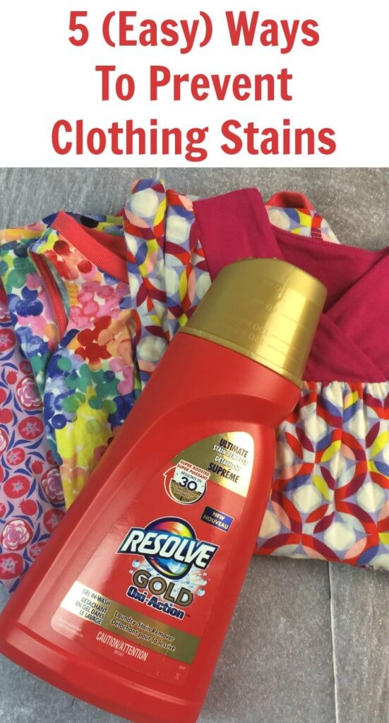 TOTS Family, Parenting, Kids, Food, Crafts, DIY and Travel 5-Ways-To-Prevent-Clothing-Stains-551x1024 Five Easy Ways to Prevent Clothing Stains Home Sponsored TOTS Family  Remove Stains Prevent Stains