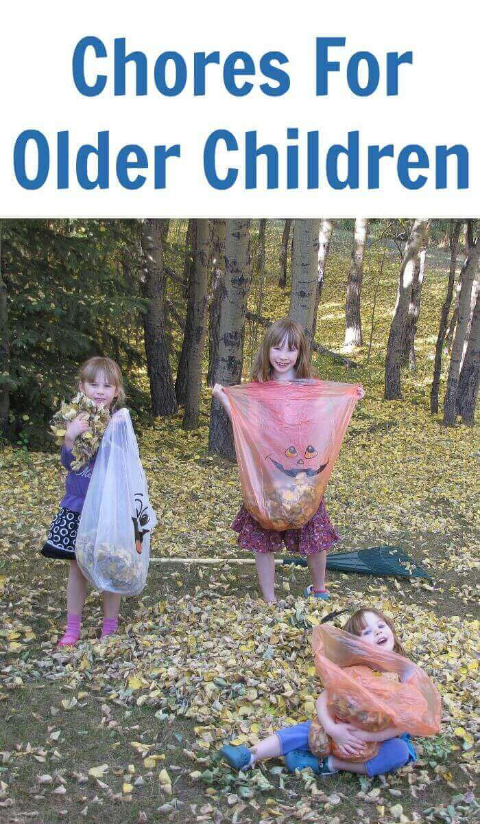 TOTS Family, Parenting, Kids, Food, Crafts, DIY and Travel Chores-for-Older-Children Chores for Older Children Parenting TOTS Family  chores for children chores age appropriate