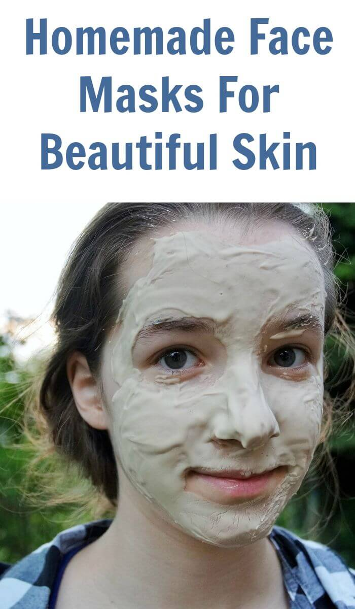 Homemade Face Masks For Beautiful Skin