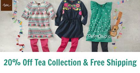 Tea Collection on sale now!