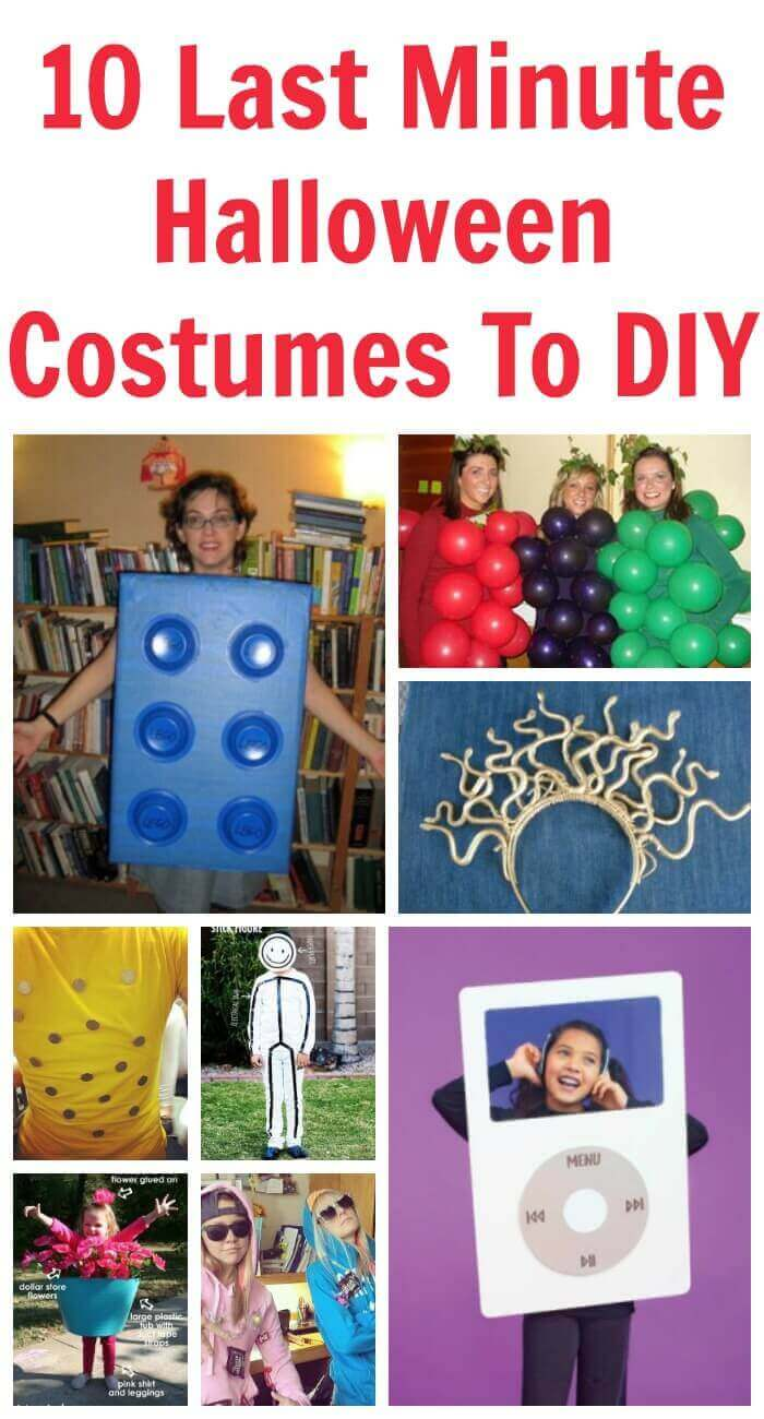 TOTS Family, Parenting, Kids, Food, Crafts, DIY and Travel 10-Last-Minute-Halloween-Costumes-To-DIY 10 Last Minute Halloween Costumes to DIY Kids Parenting TOTS Family Uncategorized  parenting kids halloween Costumes costume