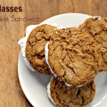 Molasses Cookie Sandwiches