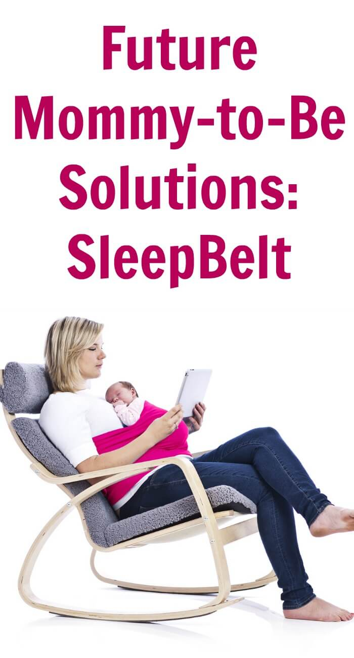 Future Mommy-to-Be Solutions: SleepBelt