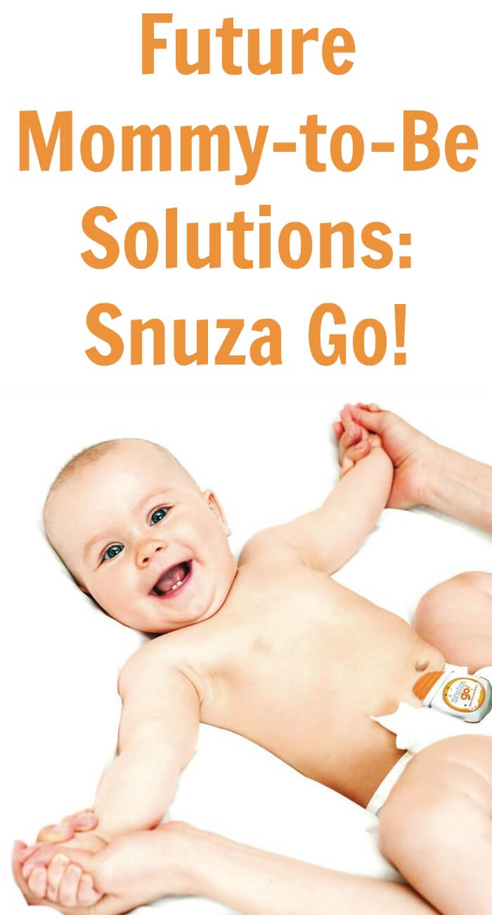 Future Mommy-to-Be Solutions: Snuza Go!