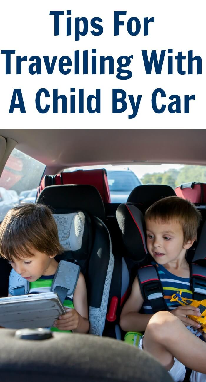 Tips For Travelling With A Child By Car