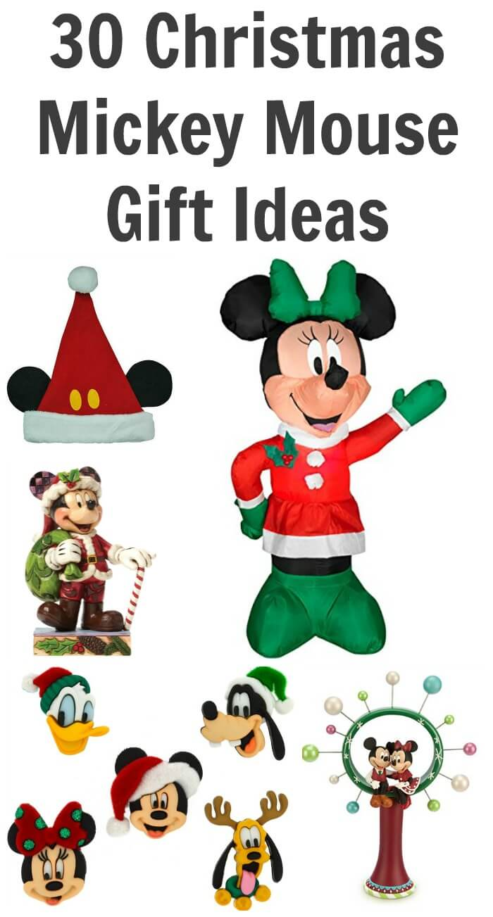 30 Christmas Mickey Mouse Gift Ideas