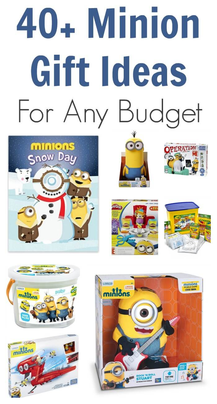 40+ Minion Gift Ideas